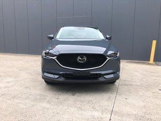 2020 Mazda CX-5 KF4WLA Touring SKYACTIV-Drive i-ACTIV AWD Polymetal Grey 6 Speed Sports Automatic.