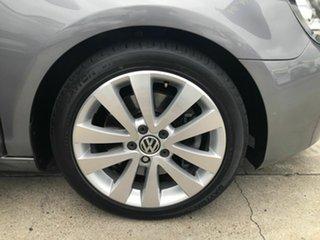 2010 Volkswagen Golf VI MY11 118TSI Comfortline Grey 6 Speed Manual Hatchback