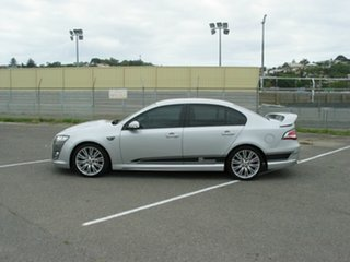 2009 FPV GT 5th Anniversary FG Silver 6 Speed Auto Seq Sportshift Sedan