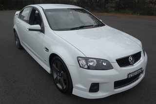 2013 Holden Commodore VE II MY12.5 SV6 Z Series White 6 Speed Sports Automatic Sedan.
