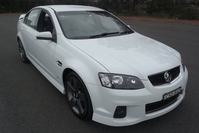 Used Holden Commodore VE II MY12.5 SV6 Z Series Maryville, 2013 Holden Commodore VE II MY12.5 SV6 Z Series White 6 Speed Sports Automatic Sedan