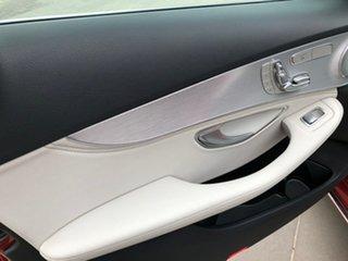 2015 Mercedes-Benz C-Class W205 C250 BlueTEC 7G-Tronic + Red 7 Speed Sports Automatic Sedan
