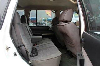 2006 Nissan Patrol GU IV ST (4x4) White 4 Speed Automatic Wagon