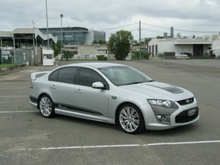 2009 FPV GT 5th Anniversary FG Silver 6 Speed Auto Seq Sportshift Sedan.