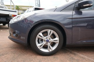 2015 Ford Focus LW MK2 MY14 Trend Blue 5 Speed Manual Hatchback.