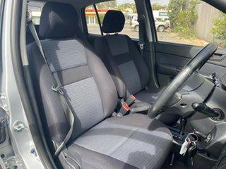 2008 Hyundai Getz TB MY07 SX Silver 4 Speed Automatic Hatchback
