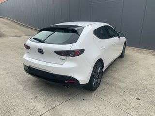 2020 Mazda 3 BP2H76 G20 SKYACTIV-MT Touring Snowflake White 6 Speed Manual Hatchback