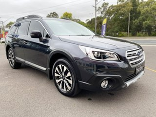 2017 Subaru Outback 3.6R Grey Constant Variable Wagon