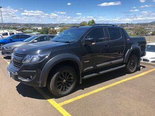 2020 Holden Colorado RG MY20 Z71 Pickup Crew Cab Mineral Black 6 Speed Sports Automatic Utility