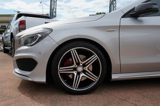 2015 Mercedes-Benz CLA250 Shooting Brake 117 4Matic Silver 7 Speed Auto Dual Clutch Wagon.