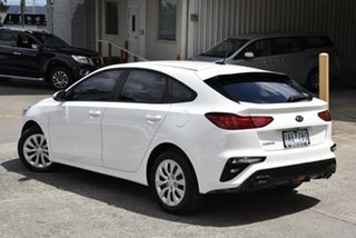 2020 Kia Cerato BD MY20 S White 6 Speed Sports Automatic Hatchback