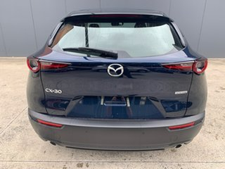 2020 Mazda CX-30 DM2W7A G20 SKYACTIV-Drive Touring Deep Crystal Blue 6 Speed Sports Automatic Wagon