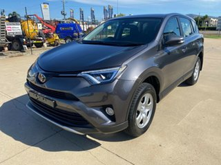 2017 Toyota RAV4 ZSA42R GX 2WD Grey 7 Speed Constant Variable Wagon