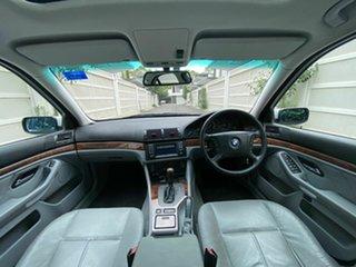 2001 BMW 5 Series E39 MY02 530i Steptronic Executive Silver 5 Speed Sports Automatic Sedan