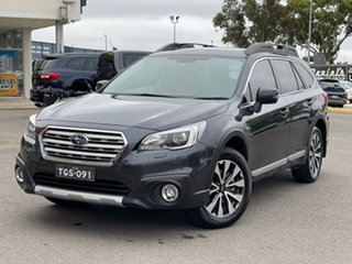 2017 Subaru Outback 3.6R Grey Constant Variable Wagon.