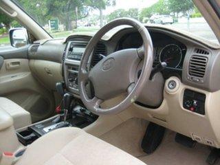 2004 Toyota Landcruiser Gold Automatic Wagon.