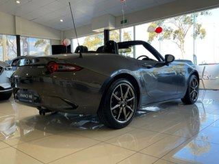 2020 Mazda MX-5 ND GT SKYACTIV-Drive Machine Grey 6 Speed Sports Automatic Roadster.