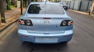 2007 Mazda 3 BK MY06 Upgrade Maxx Blue 4 Speed Auto Activematic Sedan
