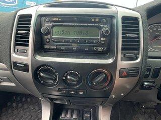 2006 Toyota Landcruiser Prado KZJ120R GXL Grey 4 Speed Automatic Wagon