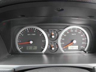 2003 Ford Fairlane BA Ghia Maroon 4 Speed Sports Automatic Sedan