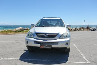 2007 Lexus RX MHU38R RX400h Silver 1 Speed Constant Variable Wagon Hybrid