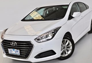 2016 Hyundai i40 VF4 Series II Active D-CT White 7 Speed Sports Automatic Dual Clutch Sedan