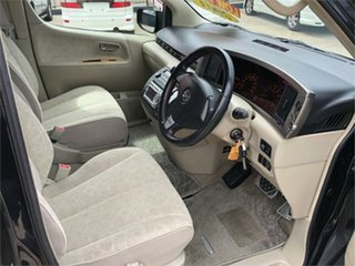 2003 Nissan Elgrand E51 Highwaystar Black Automatic Wagon