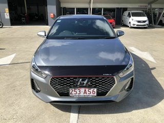 2018 Hyundai i30 PD MY18 SR D-CT Silver 7 Speed Sports Automatic Dual Clutch Hatchback.