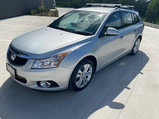 2014 Holden Cruze JH Series II MY14 CDX Sportwagon Silver 6 Speed Sports Automatic Wagon