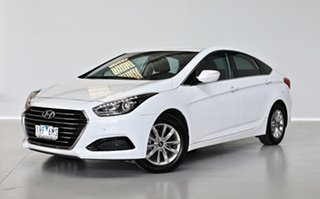 2016 Hyundai i40 VF4 Series II Active D-CT White 7 Speed Sports Automatic Dual Clutch Sedan.