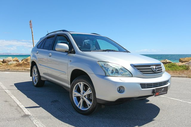 Used Lexus RX MHU38R RX400h Lonsdale, 2007 Lexus RX MHU38R RX400h Silver 1 Speed Constant Variable Wagon Hybrid