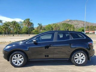 2007 Mazda CX-7 ER1031 MY07 Classic Black 6 Speed Sports Automatic Wagon