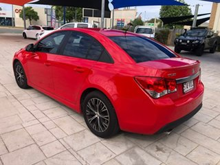 2015 Holden Cruze JH Series II MY15 SRi Red 6 Speed Sports Automatic Sedan