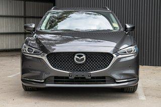 2020 Mazda 6 GL1033 Touring SKYACTIV-Drive Machine Grey 6 Speed Sports Automatic Wagon.