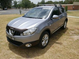 2013 Nissan Dualis J10 MY13 TS (4x2) Grey 6 Speed Manual Wagon.