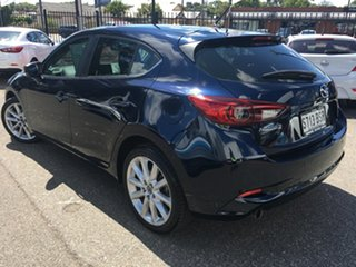 2017 Mazda 3 BN5438 SP25 SKYACTIV-Drive Blue 6 Speed Sports Automatic Hatchback