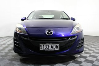 2009 Mazda 3 BL10F1 Neo Activematic Indigo Lights 5 Speed Sports Automatic Sedan.