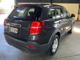 2015 Holden Captiva CG MY15 7 LS (FWD) Grey 6 Speed Automatic Wagon.