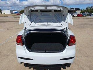 2010 Holden Commodore VE MY10 SV6 White 6 Speed Sports Automatic Sedan