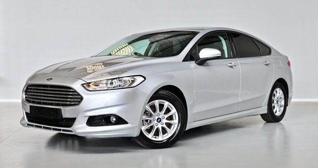 Used Ford Mondeo MD Ambiente Thomastown, 2016 Ford Mondeo MD Ambiente Silver 6 Speed Sports Automatic Dual Clutch Hatchback