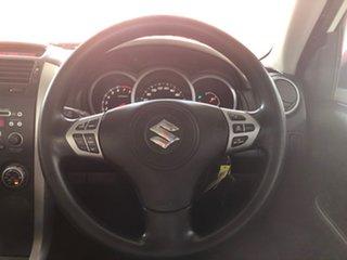 2007 Suzuki Grand Vitara JT MY07 Upgrade (4x4) White 5 Speed Automatic Wagon