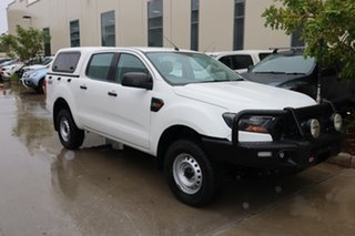 2016 Ford Ranger PX MkII XL 3.2 (4x4) White 6 Speed Automatic Crew Cab Utility.