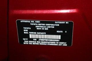 2017 Toyota RAV4 ASA44R Cruiser AWD Atomic Rush 6 speed Automatic Wagon