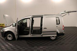 2011 Volkswagen Caddy 2KN MY11 TDI250 SWB DSG Silver 7 speed Automatic Van
