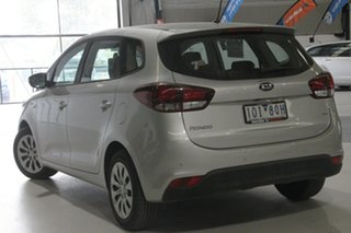 2018 Kia Rondo RP MY18 S Silver 6 Speed Automatic Wagon.