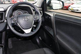 2017 Toyota RAV4 ASA44R GX AWD Blue 6 Speed Sports Automatic SUV