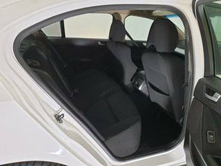 2009 Ford Falcon FG XR6 White 5 Speed Sports Automatic Sedan