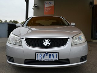 2008 Holden Epica EP MY09 CDX Silver 6 Speed Sports Automatic Sedan