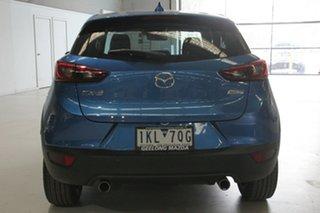 2017 Mazda CX-3 DK Akari (FWD) Blue 6 Speed Manual Wagon