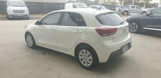 2019 Kia Rio YB MY19 S Clear White 4 Speed Sports Automatic Hatchback